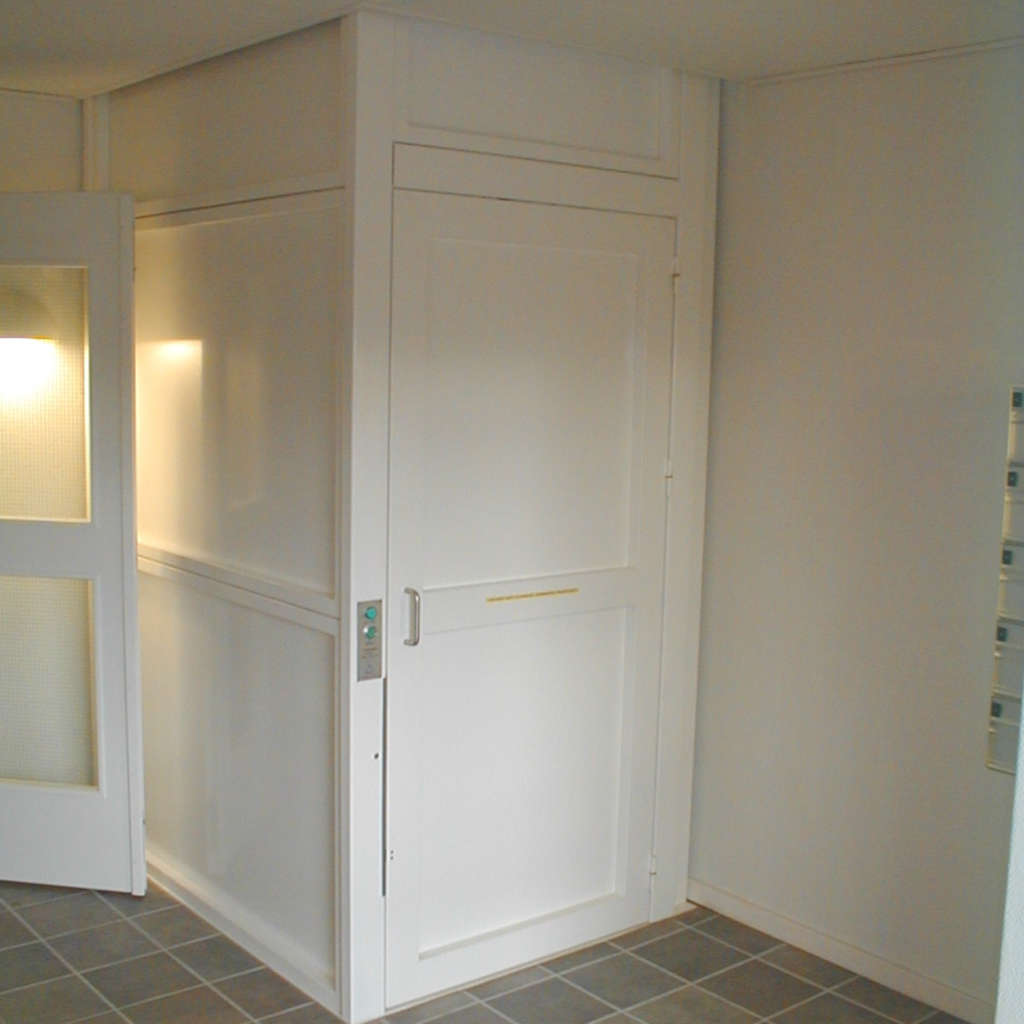 Handicap elevator with rack lift system- gallery 11 | HYDRO-CON Elevator A/S