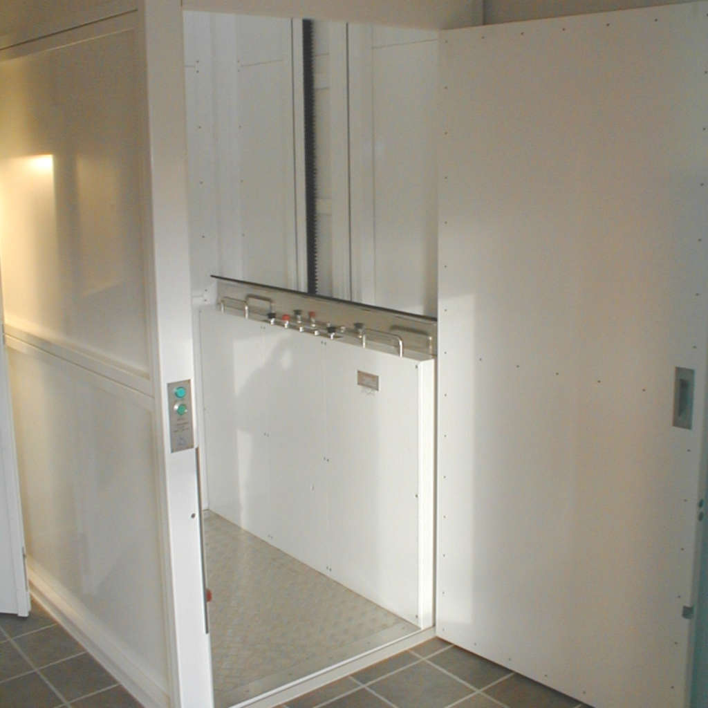 Handicap elevator with rack lift system- gallery 12 | HYDRO-CON Elevator A/S