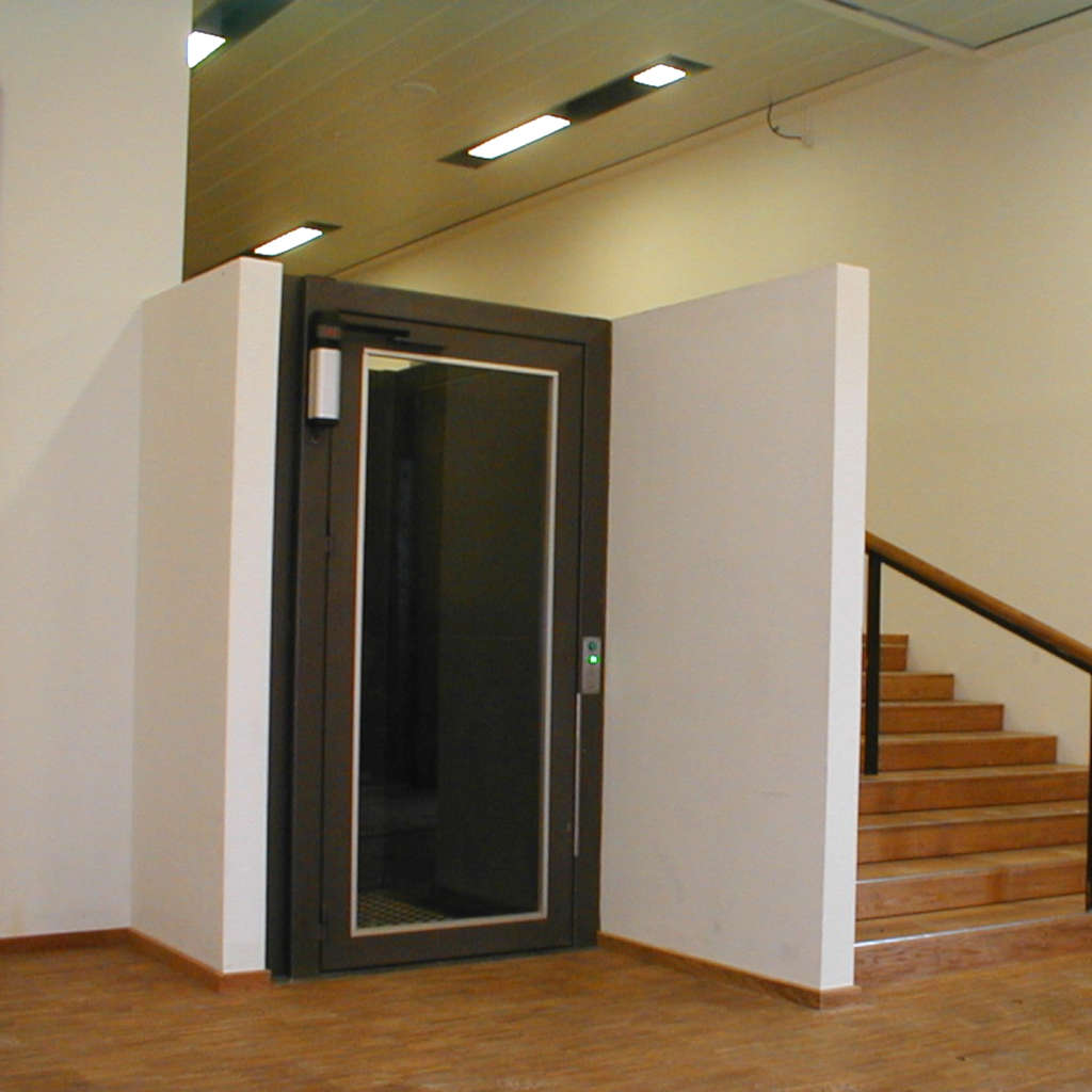 Handicap elevator with rack lift system- gallery 8 | HYDRO-CON Elevator A/S